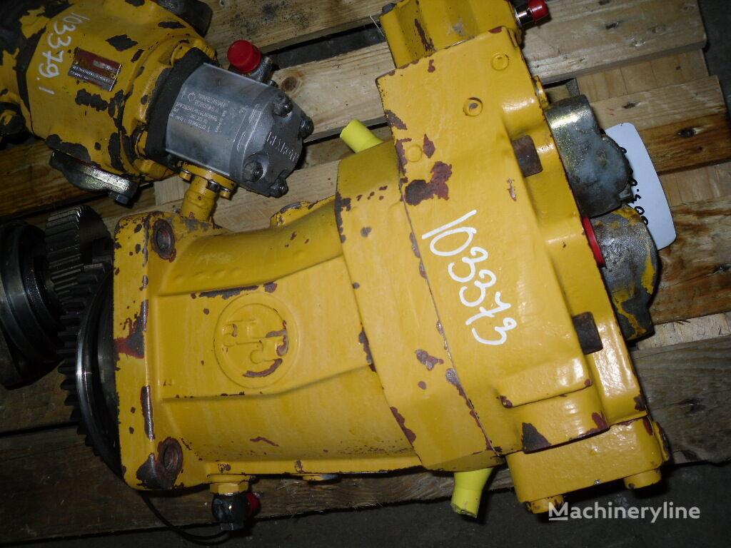 гидравлический насос BROYT HYDROMATIK A7VO160HDD/60L-DZB-01 для экскаватора BROYT X42WF