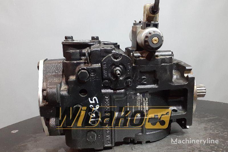 гидравлический насос Hydraulic pump Sauer 90R055 DC5BC60S4S1 DG8GLA424224 (90R055DC5B для экскаватора 90R055 DC5BC60S4S1 DG8GLA424224 (9422365)