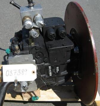 гидравлический насос Sauer-Danfoss Hydrostatické čerpadlo для фронтального погрузчика MERLO