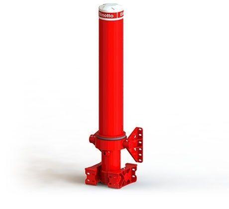 новый гидроцилиндр Binottо MF 165-5-6150 RO для прицепа
