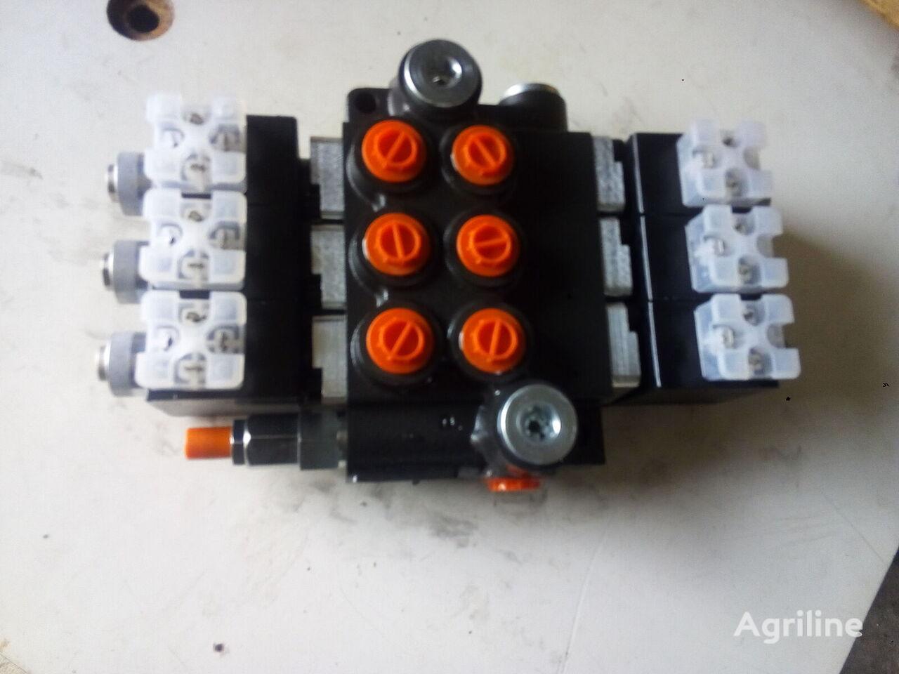 новый гидрораспределитель HYDROPACK Електрический 3 секции 12/24 V для трактора ХТЗ