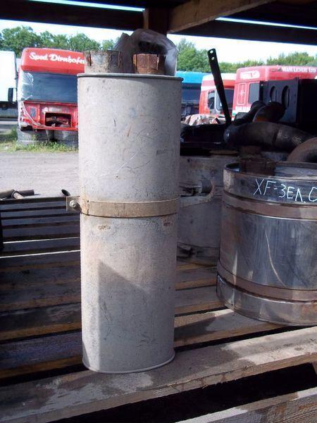 глушитель MAN для грузовика MAN 18