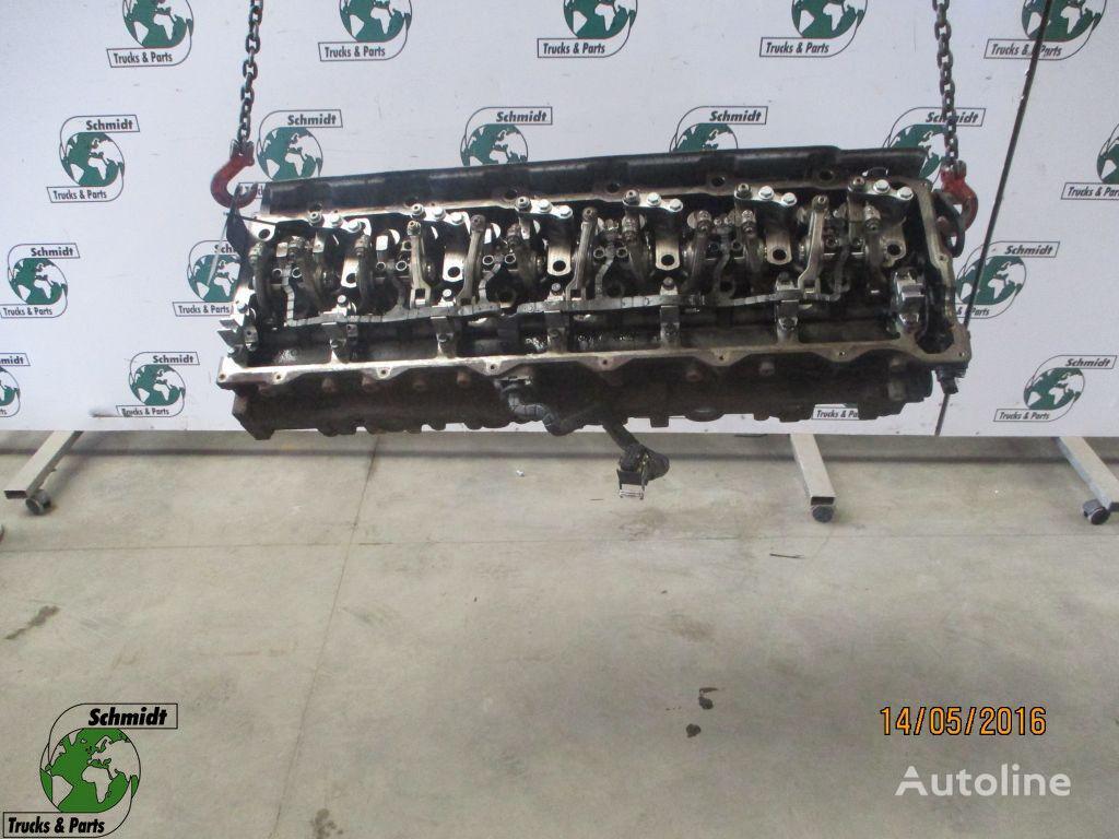 головка блока цилиндров (51.01100-6012) для грузовика MAN