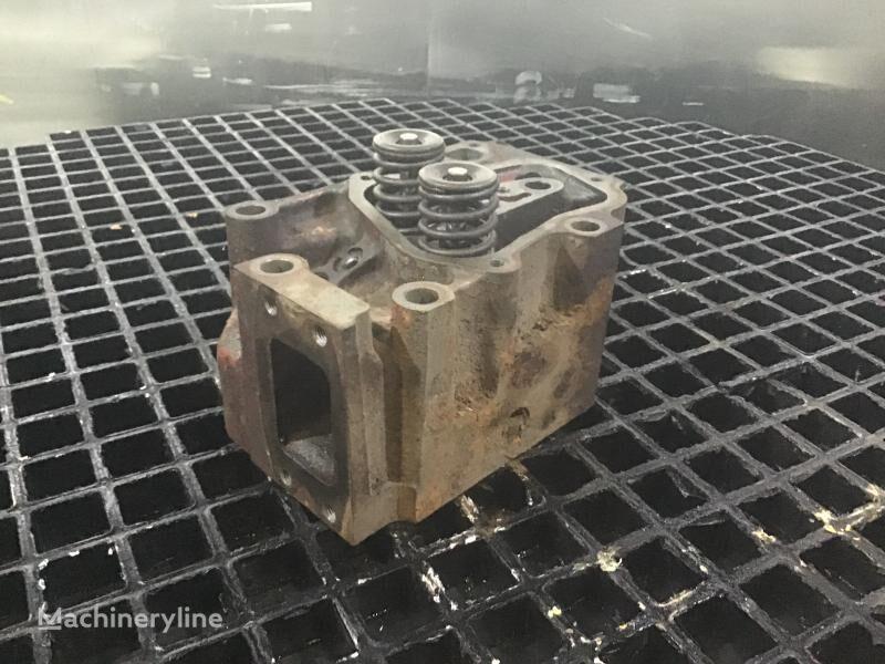 головка блока цилиндров Cylinder Head для экскаватора LIEBHERR D904NA/D904T/D904TB/D906T/D906TB/D906TI/D914T/D914TI/D916T/D916TI/D926TI