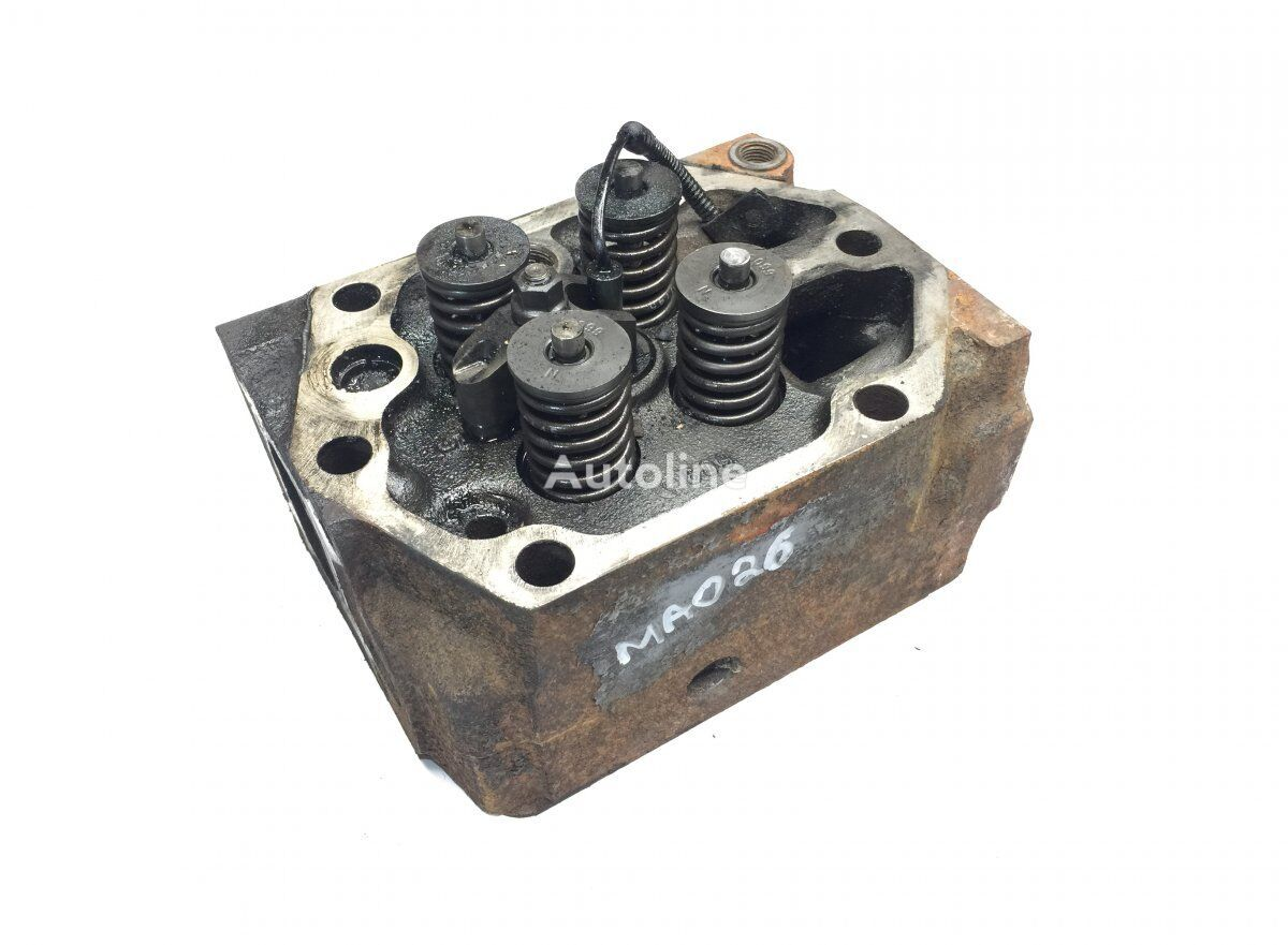 головка блока цилиндров MAN Cylinder Head (51031006053) для тягача MAN TGA (2000-2008)