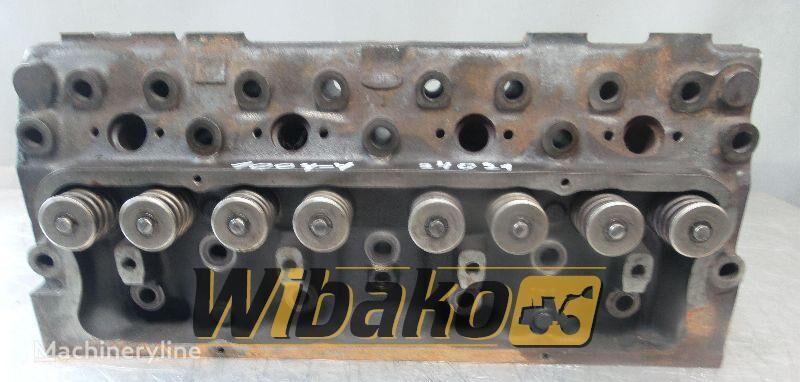 головка блока цилиндров PERKINS 1004-4 для экскаватора