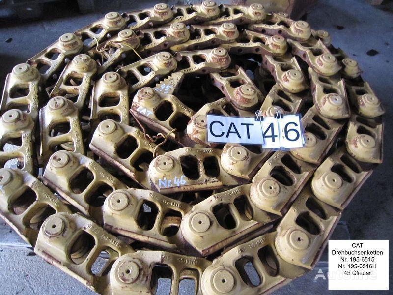 гусеница CATERPILLAR Kette /( Drehbuchsen) und Bodenplatten для бульдозера CATERPILLAR D6