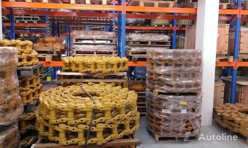 новая гусеница CATERPILLAR ролики , цепь, направляющие колеса для бульдозера CATERPILLAR D4, D5, D6, D7, D8