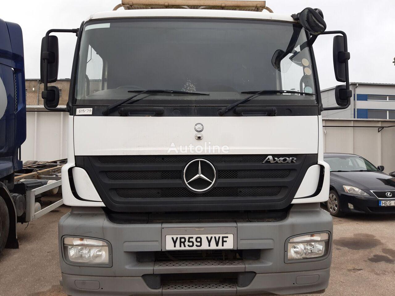 кабина для тягача MERCEDES-BENZ axor 1824 RHD