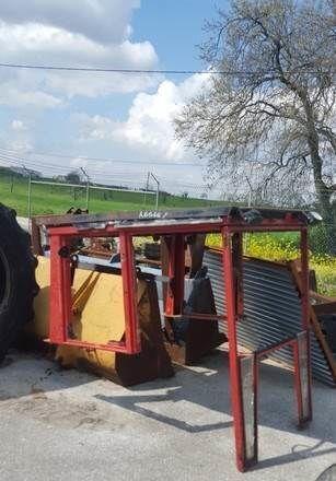 кабина для трактора SAME