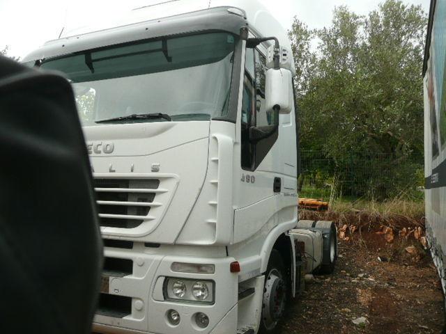 кабина IVECO для грузовика IVECO Stralis AS440S48T/P BJ. 2006