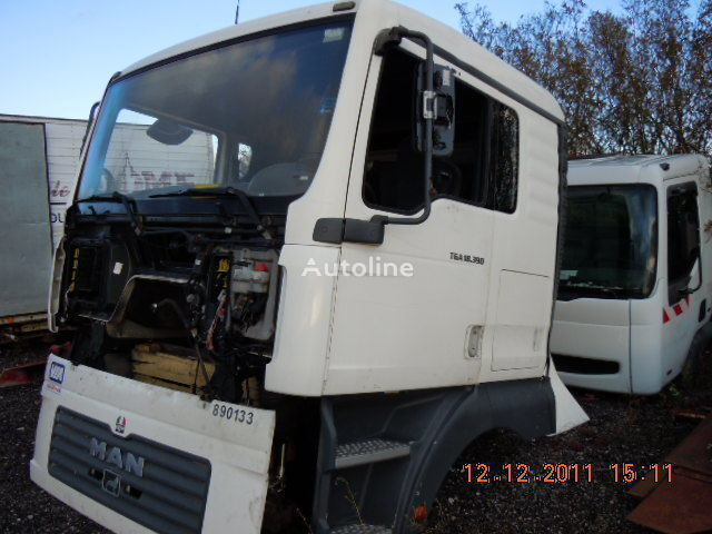 кабина MAN для грузовика MAN TGA