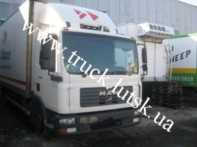 кабина MAN для грузовика MAN TGL 8.180