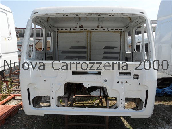 кабина MERCEDES-BENZ для грузовика MERCEDES-BENZ Serie 385