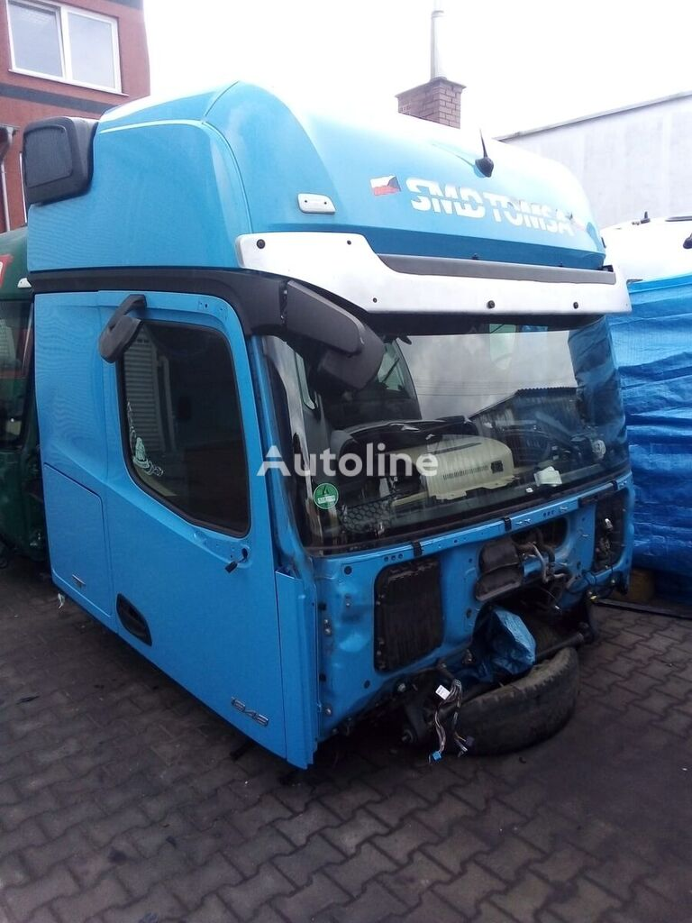 кабина для тягача MERCEDES-BENZ Actros MP4 euro6