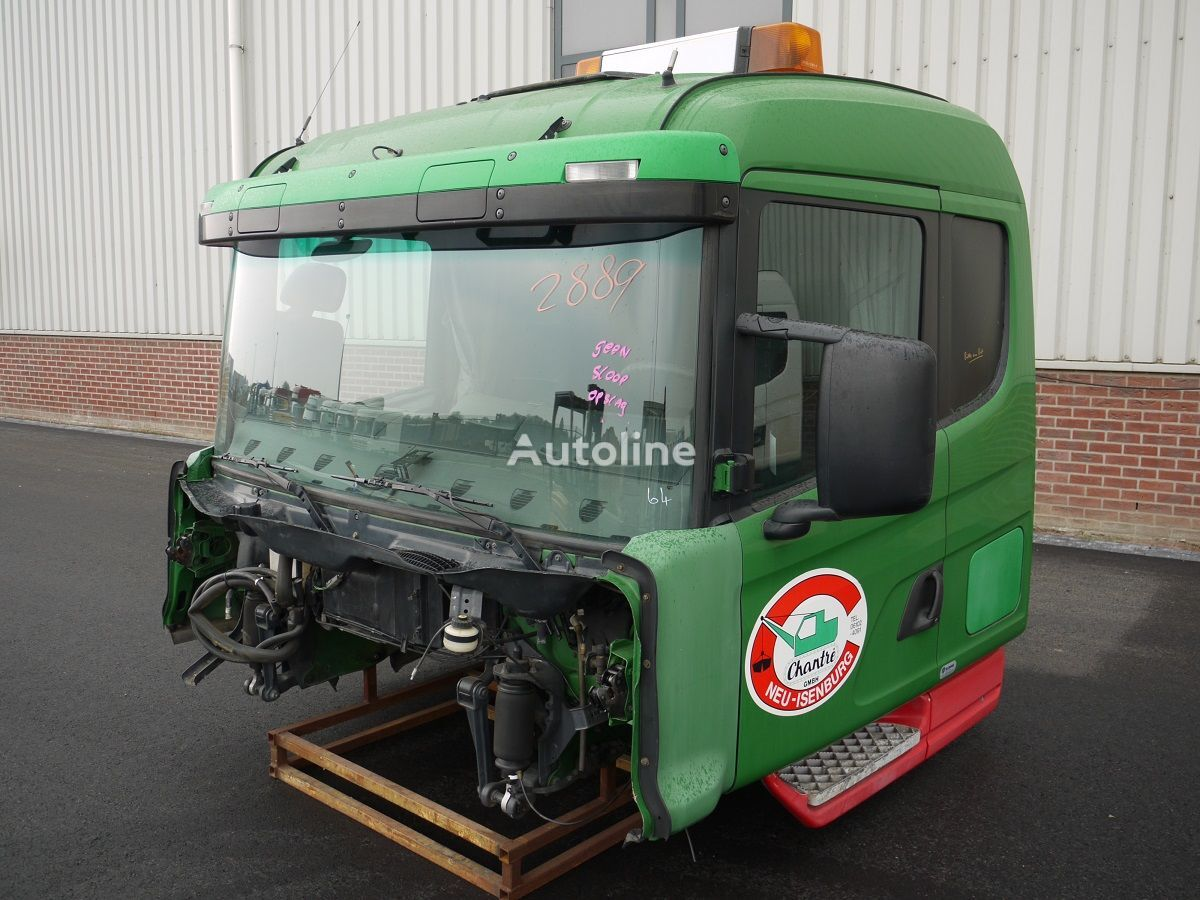 кабина SCANIA SC-4 CT-19 SLAAPCAB для грузовика SCANIA SC-4 CT-19 SLAAPCAB