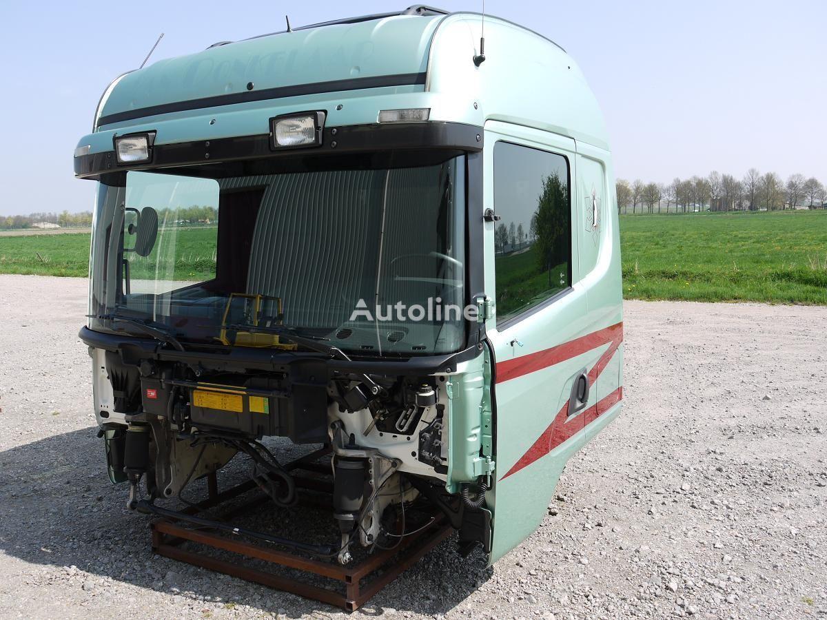 кабина SCANIA SC-R CR-19 HIGHLINE для тягача SCANIA SC-R CR-19 HIGHLINE