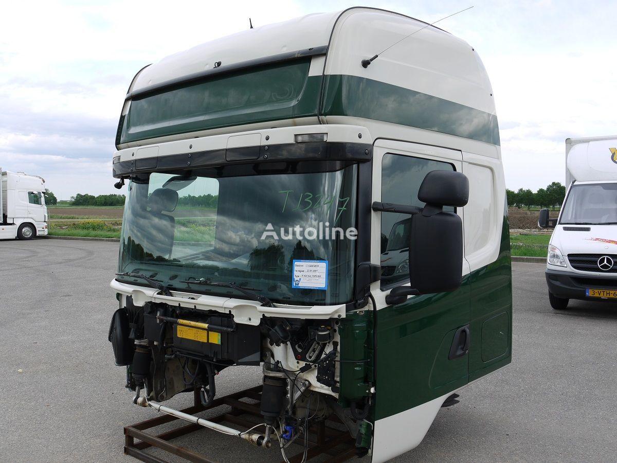 кабина SCANIA SC-R CR-19 TOPLINE для грузовика SCANIA SC-R CR-19 TOPLINE
