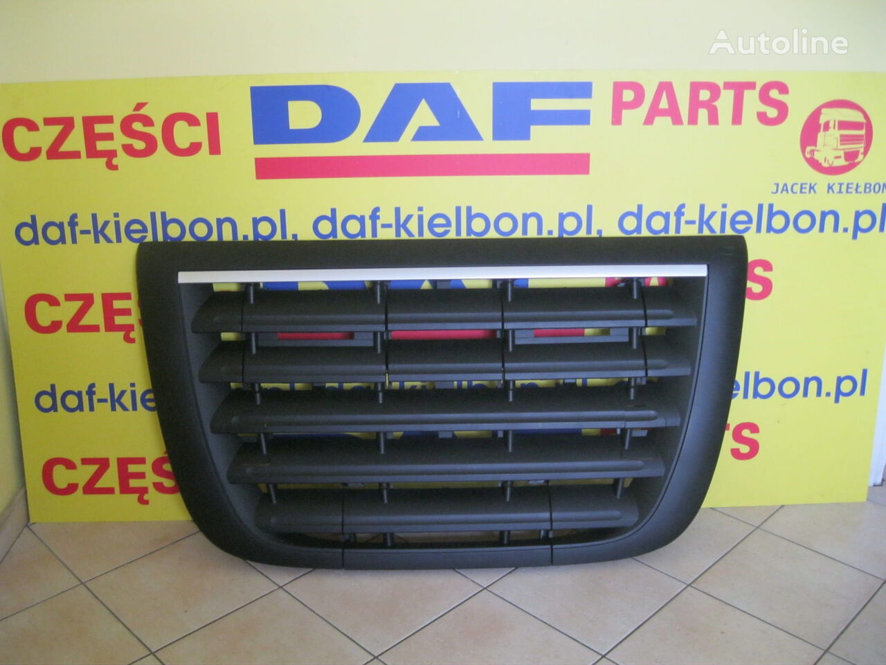 новый капот DAF GRILL для тягача DAF XF 105