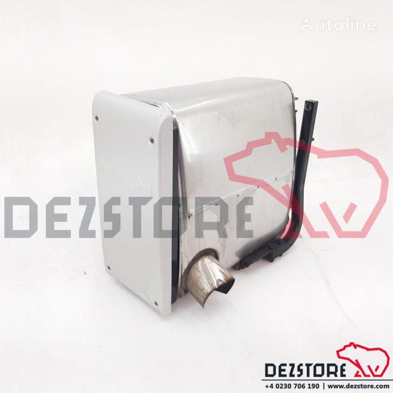 катализатор (81151030096) для тягача MAN TGS