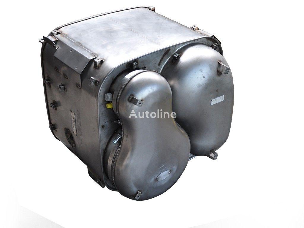 катализатор Euro 6 для грузовика MAN TGS