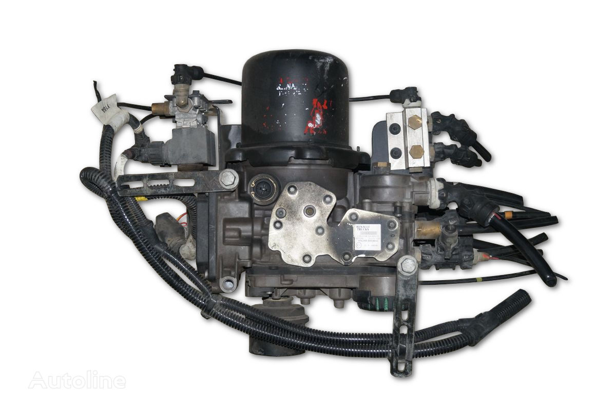 клапан двигателя RENAULT RANGE T APM VALVE AIR DRYER PODSTAWA OSUSZACZA (K070286) для грузовика RENAULT RANGE T K070286