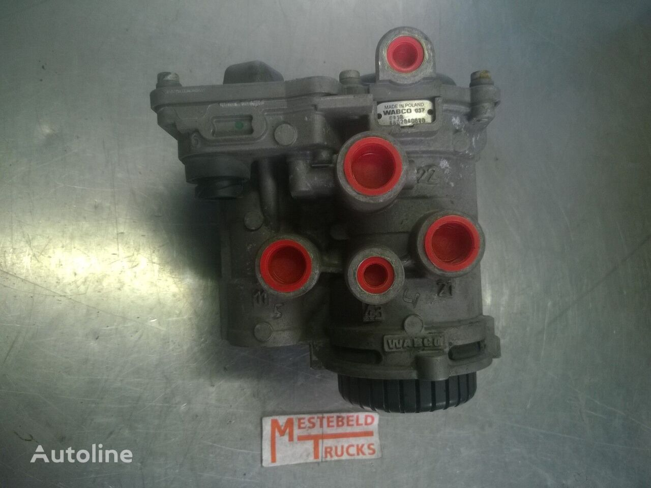 клапан DAF для тягача DAF Volgwagen stuurventiel