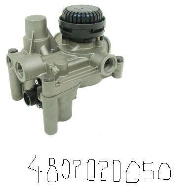 клапан DAF ускорительный для тягача DAF