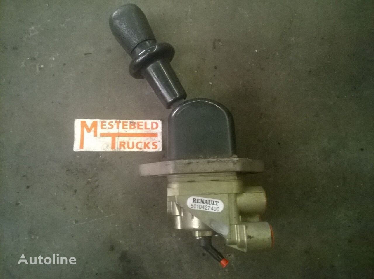клапан RENAULT Parkeerremventiel для грузовика RENAULT Premium