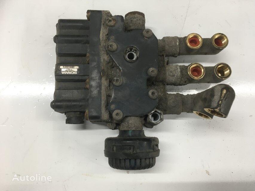 клапан SCANIA для тягача SCANIA Ecas hoogteregelventiel R480