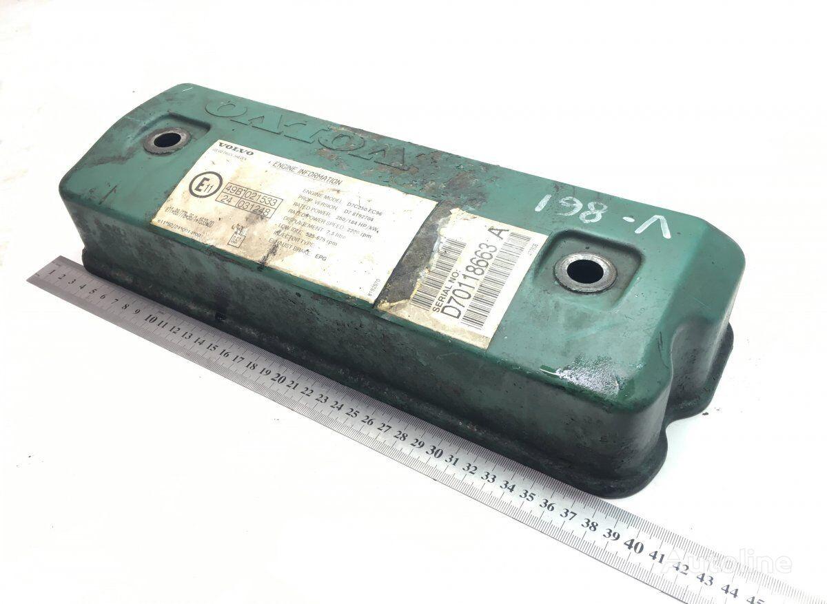 клапанная крышка VOLVO FM7 (01.98-12.01) (471426) для грузовика VOLVO FM7/FM9/FM10/FM12/FL/FLC (1998-2005)