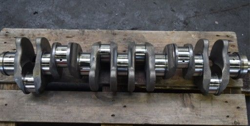 коленвал MAN CrankShaft D26 E4 E5 Wal 480 530 для тягача MAN TGA  TGX Euro4 Euro5