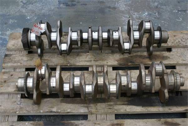 коленвал MERCEDES-BENZ OM906CRANKSHAFT для грузовика MERCEDES-BENZ OM906CRANKSHAFT