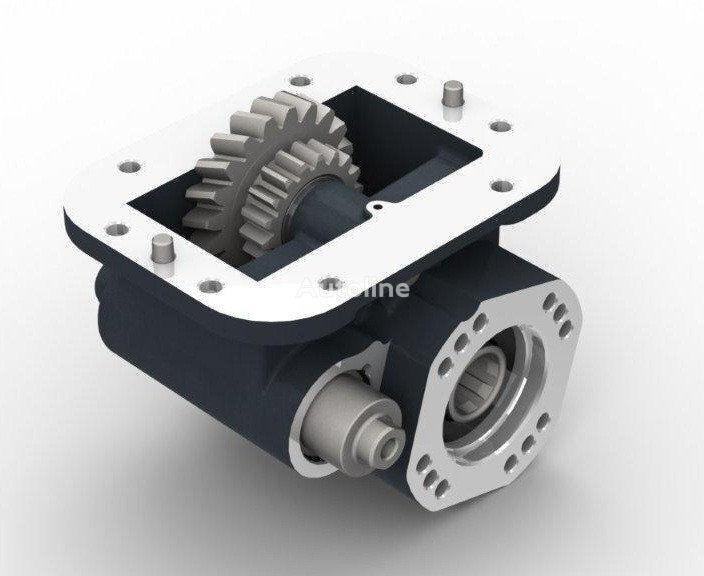 новая коробка отбора мощности (21011ROHIR) для тягача SCANIA GR 900/GRH 900 ISO