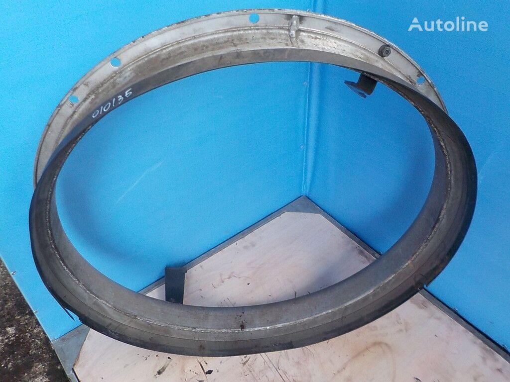 кожух вентилятора Кольцо диффузора Renault для грузовика