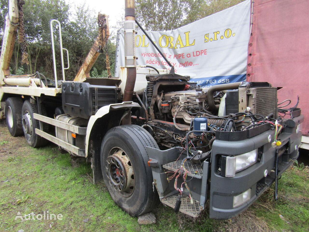 КПП для грузовика IVECO 190E35/P
