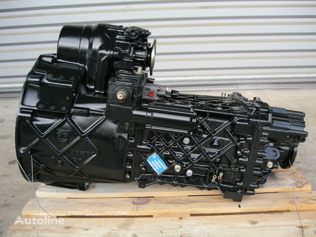 новая КПП ALL VERSIONS 16S151 +NMV для грузовика