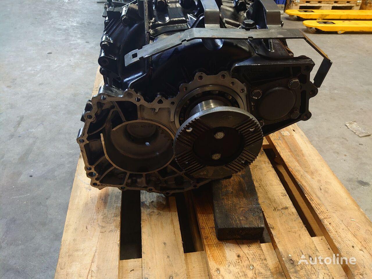 КПП 12AS2331TD для грузовика DAF