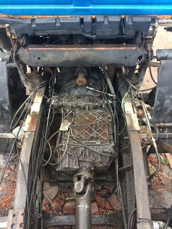 КПП для грузовика MAN F2000 8x4 самосвал 1997