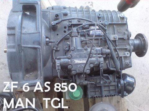 КПП MAN для тягача ZF 6 AS 850