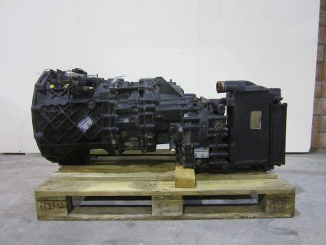 КПП MAN 12AS2131TD + IT для тягача MAN