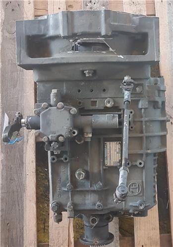 КПП MAN Caja Cambios Manual MAN 9.153 (S 6-36) для грузовика MAN 9.153