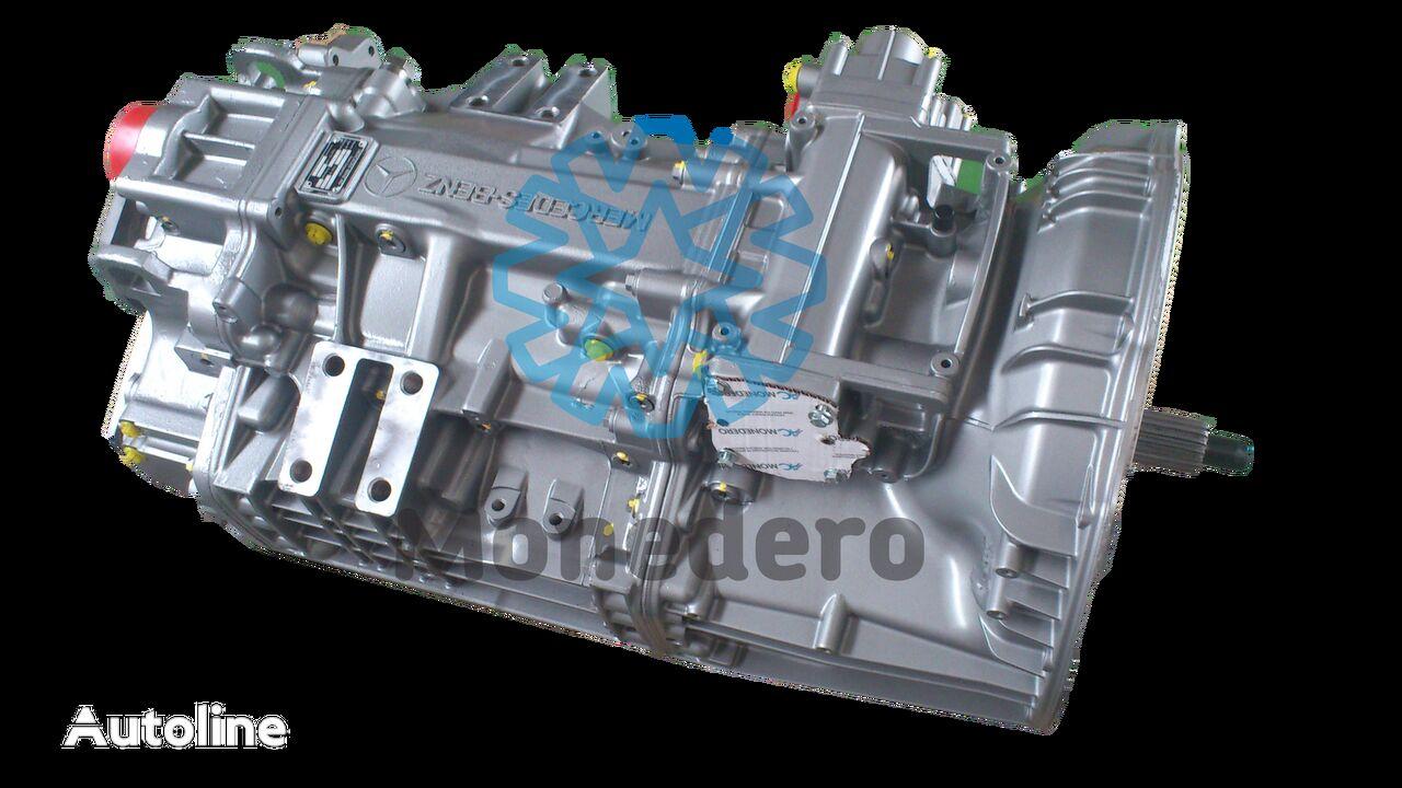 новая КПП MERCEDES-BENZ для грузовика MERCEDES-BENZ G211-16 MANUAL Y EPS