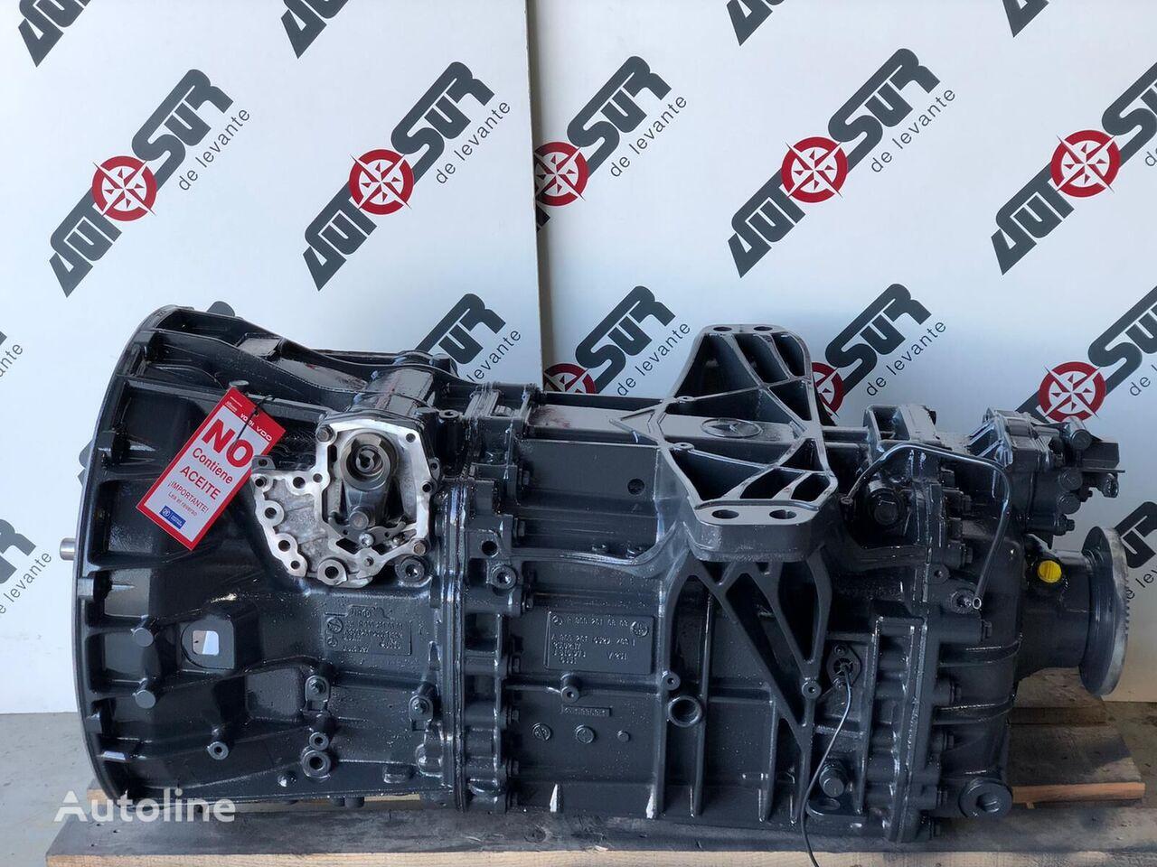 КПП MERCEDES-BENZ 715.352 (715.352) для грузовика MERCEDES-BENZ
