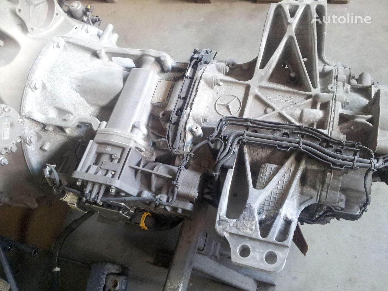 КПП MERCEDES-BENZ Actros MP4, EURO5, EURO6, gearbox G211-12KL для тягача MERCEDES-BENZ Actros MP4 EURO6