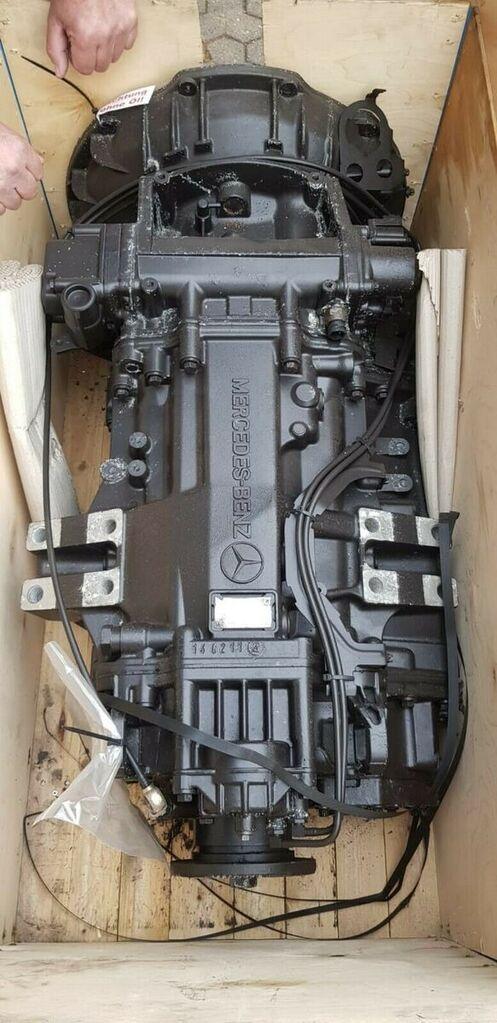 КПП MERCEDES-BENZ G211-16 (715510 00373530) для тягача MERCEDES-BENZ ACTROS MP2