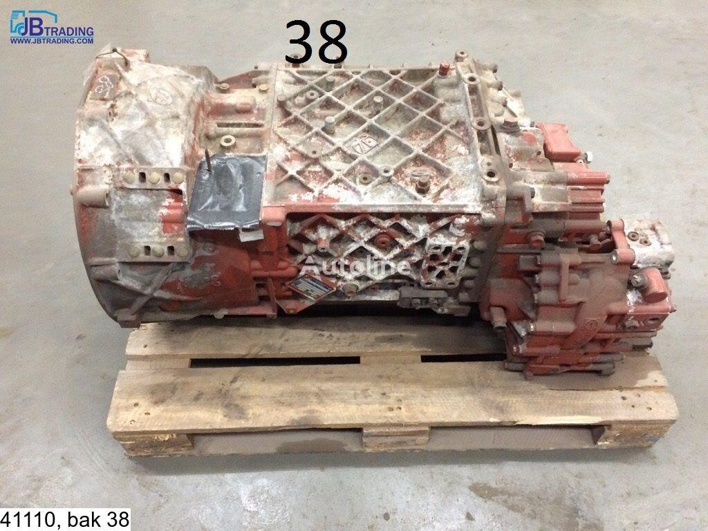 КПП ZF ECOSPLIT, 16 S 151 IT, Manual для грузовика