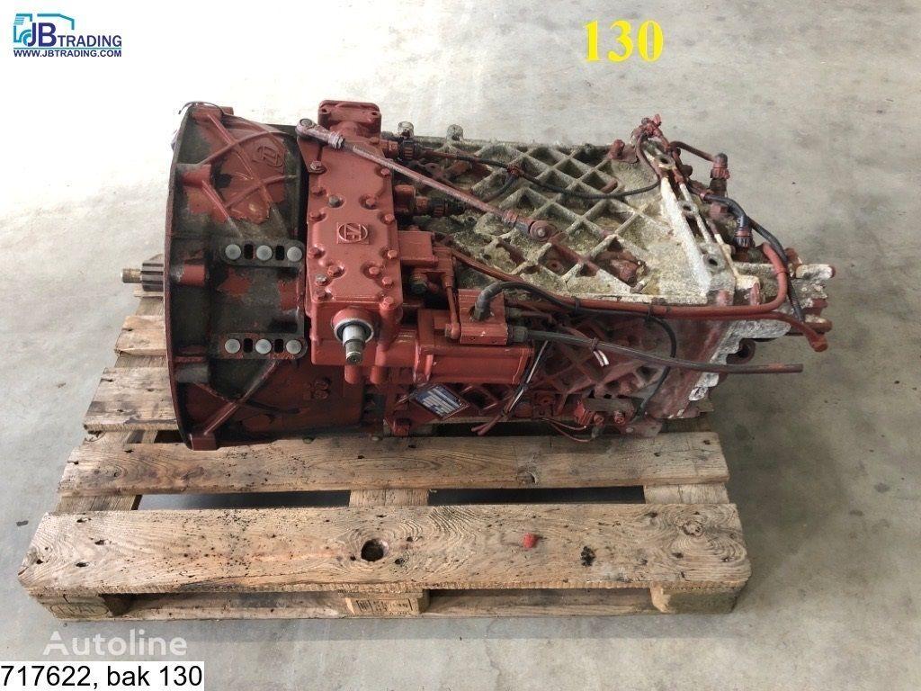 КПП ZF ECOSPLIT, 16 S 181, Manual для грузовика