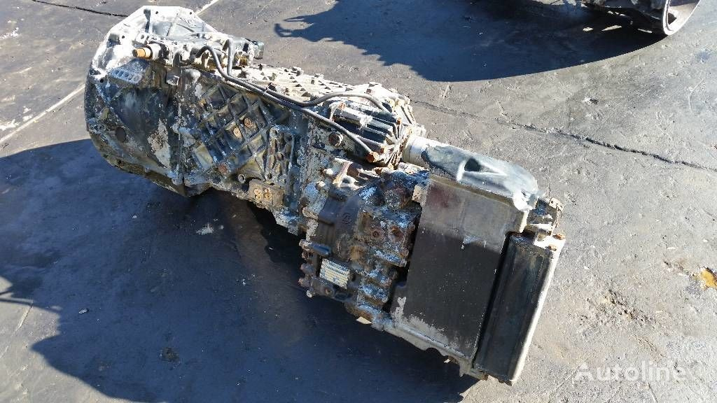 КПП ZF ECOSPLIT 16S151 IT для грузовика ZF ECOSPLIT 16S151 IT