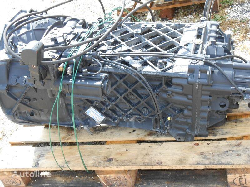 КПП ZF Part List No. 1343 001 016 Customer Spec. NR. 81.32004-6016 über для грузовика MAN TGX-TGA